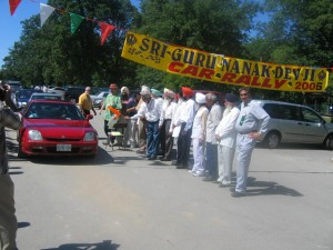 Guru NANAK CAR RALLY 13 AUG 2006 004
